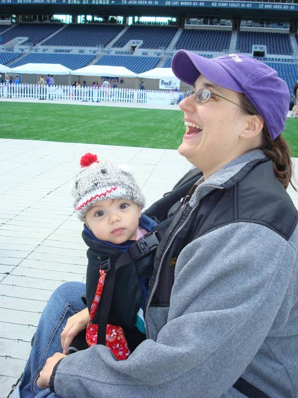 PAXbaby cold babywearing