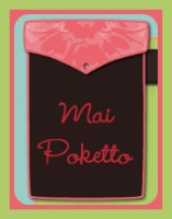 Mai Poketto baby carrier storage pouch