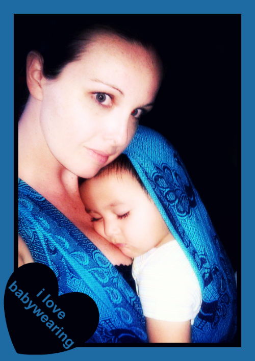 PAxbaby babywearing blog
