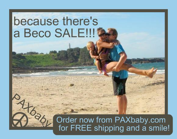 PAXbay Beco sale discount butterfly II gemini