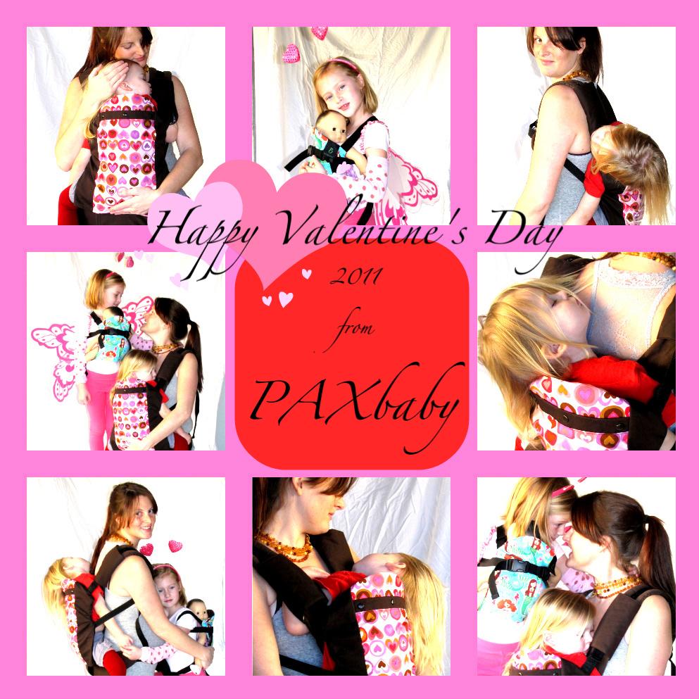 PAXbaby Valentine's Day!