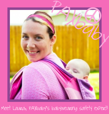 PAXbaby babywearing safety