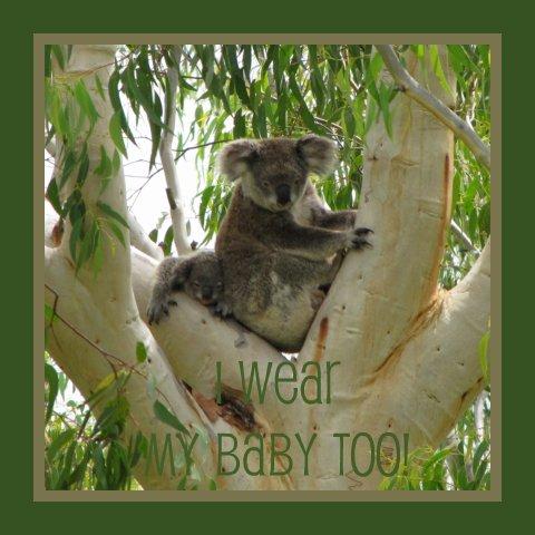 PAXbaby babywearing koala blog