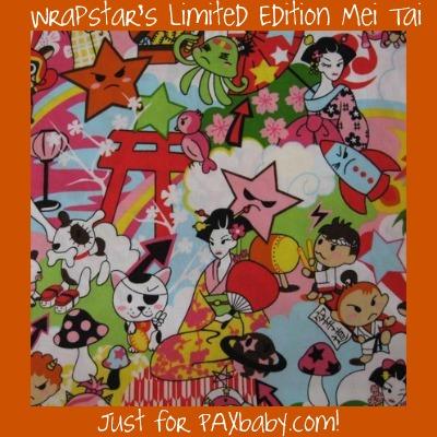 PAXbaby Wrapstar