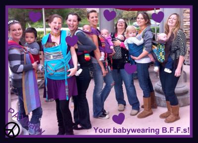Babywearing Class!